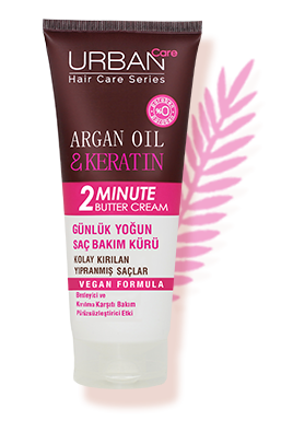 ARGAN OIL SIVI SAÇ BAKIM KREMi - 200 ml